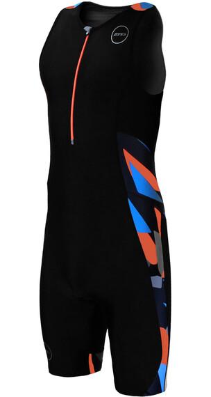 Zone3 Activate Plus Abbigliamento triathlon Uomini nero